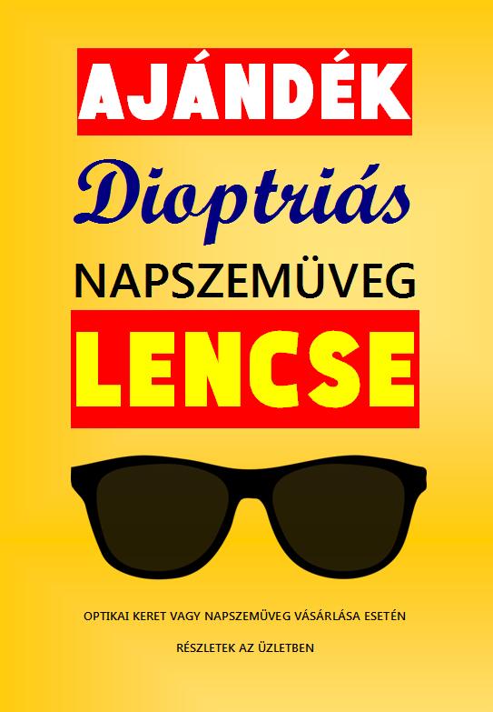 Anna Optika  Dioptriás napszemüveg akció! 8a859c8f3a